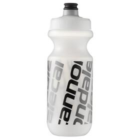 Cannondale Diagonal Bottle 570 ml Clear/Black